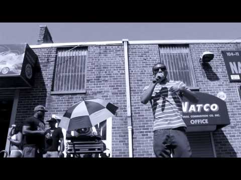 "Tom Sceezy ""The Yellow Tape Part 2″ Freestyle Filmed by DJandMCs"