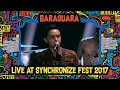 Barasuara live at SynchronizeFest - 6 Oktober 2017