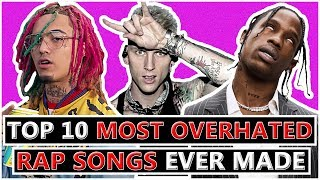 10 Most Overhated Rap Songs