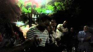 TeddyAfro (Dallas:Ibex Ethiopian Cuisine & Bar)