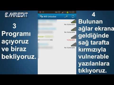 Android Wifi Şifre Kırma 2016 - ROOT Gerektirmez (Video Anlatımlı)