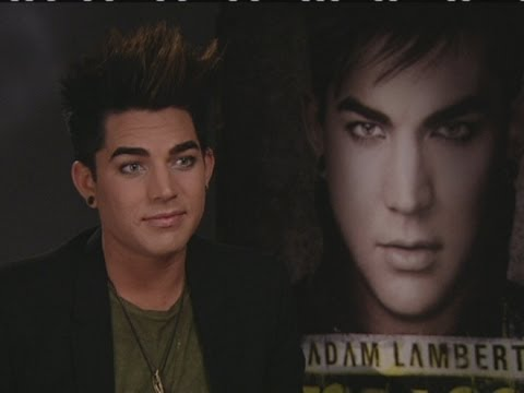 Adam Lambert: First openly gay artist to get US number one, with new album Trespassing