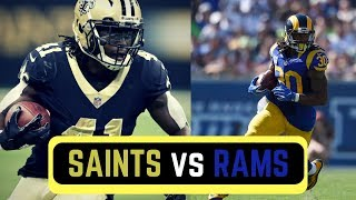Which NFL Team Is Better | Los Angeles Rams or New Orleans Saints?