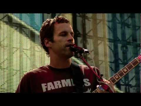 Jack Johnson - Wasting Time and Bubble Toes (Live at Farm Aid 2012)