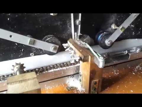 Jak zrobić klejonkę bambusową. How to produce bamboo cane rod. Part 3