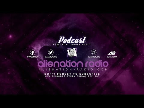 Alienation Radio #88 (Guest DJ Rick Web)