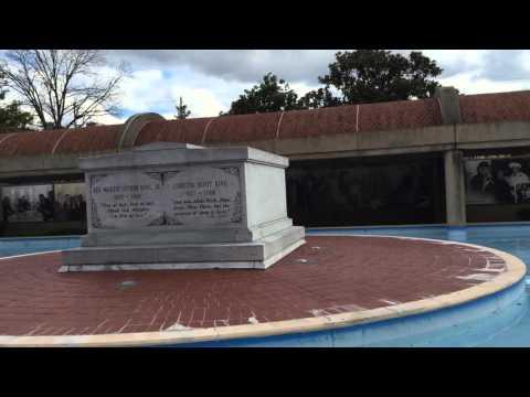 Martin Luther King, Jr. National Historic Site - Atlanta, GA.