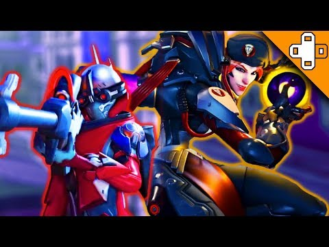 Overwatch Funny & Epic Moments 450