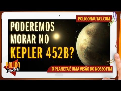 Kepler 452b: A Nossa Futura Casa ou o Nosso Provável Fim? | PoligoPocket