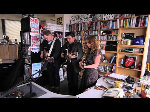 The Lone Bellow: NPR Music Tiny Desk Concert