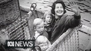 The isolated life of lighthouse families in 1966 | RetroFocus