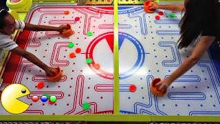 Family Challenges! Arcade Machines - Basketball - Bowling