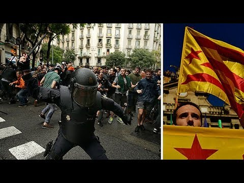 Catalonia is an EU nightmare, that's why Brussels won't intervene