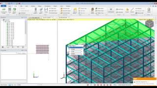 Thiết kế Nhà thép 20 tầng với Tekla Structural Designer