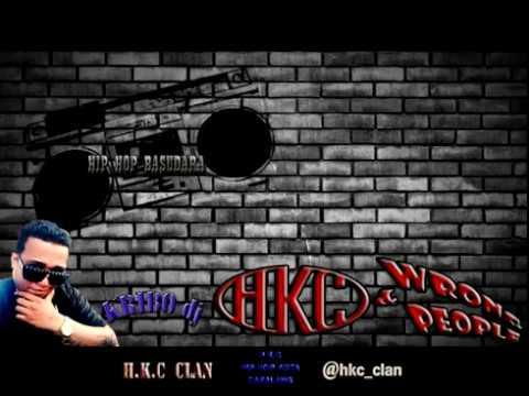 HKC Clan - HIP HOP BASUDARA [MR KRIBS, DHIKA JO Feat KARIBO DJ, SAHA SLOW]