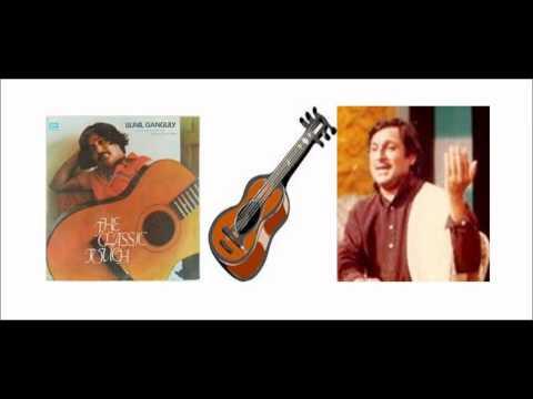 Dil Mein Ek Lehar Si Uthi Hai Abhi - Guitar Sunil Ganguly
