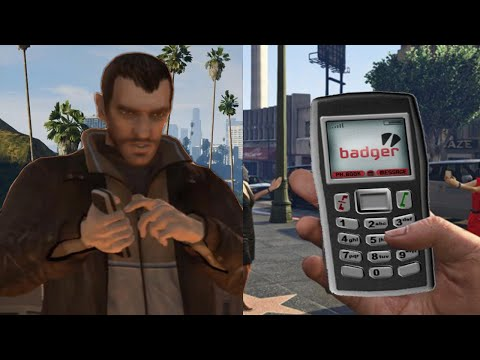 Image Result For Gta How To Get Nikos Cell Phone