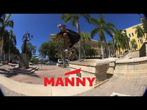 Manny Santiago Tensor Truck Lines