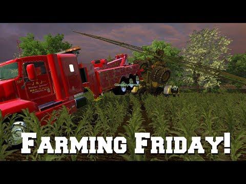 Farming Friday!