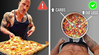 How To PROPERLY Use Cheat Meals To Lose Fat Faster (3 Science-Based Tips)