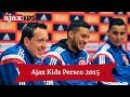 Ajax Kids Persco met Timon en El Ghazi