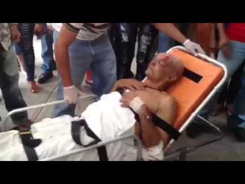 Accidente en parada de Jumunuco, Jarabacoa, deja varias her