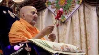 Guruhari Darshan 24-25 Oct 2014, Sarangpur, India