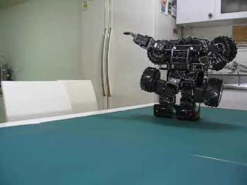 Real Transformer NO C.G. Upgrade Version -Humvee Bioloid-
