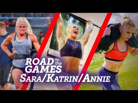Road to the Games 16.09: Sigmundsdottir / Davidsdottir / Thorisdottir