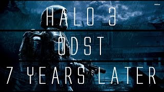 Halo 3: ODST... 7 Years Later