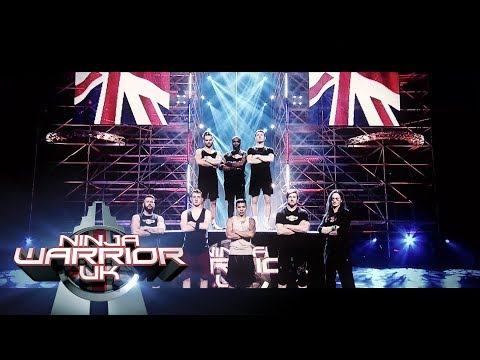 The final 8 are ready | Ninja Warrior UK