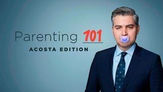 Glenn Beck Parenting 101: Acosta Edition
