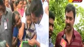 Kshatriya sadhana samithi Meet YS Jagan --  జగన్ను కలిసిన క్షత్రియ కార్పొరేషన్ సాధన సమితి - netivaarthalu.com