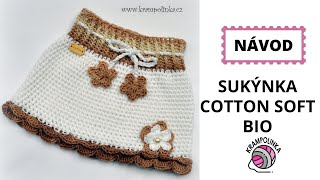 Sukynka Baby Skirt
