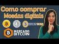 Como depositar dinheiro no Mercado Bitcoin e comprar Moedas Digitais