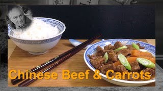 Chinese Beef and Carrots Recipes by Mr D
