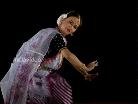 Manipuri Dance By Bimbavati Devi  Radha Roop Varnan  Invis Multimedia  Dvd video