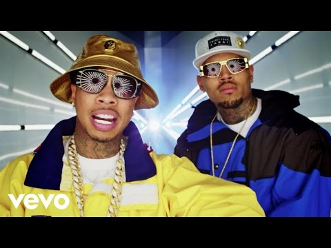 Chris Brown, Tyga - Ayo (explicit) video