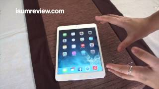 [HD] รีวิว iPad mini2 แบบไทยไทย :: THE UNBOXING 6 นาทีแห่งความฟิน (อีกครั้ง)