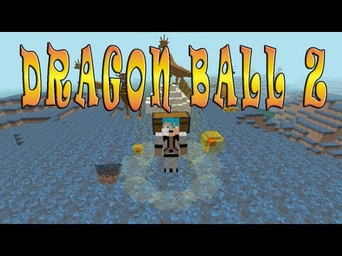 MINECRAFT MODS REVIEW - DRAGON BALL Z   DRAGON BLOCK C 1.6
