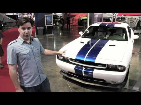 2010 SEMA: 2011 Dodge Challenger 392
