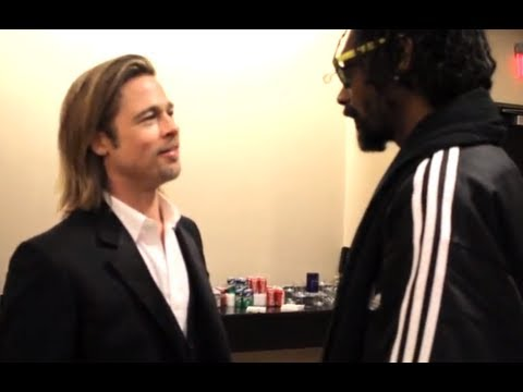 Doggisodes - Snoop Dogg Hangs with Brad Pitt & A$AP Rocky
