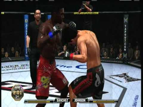 UFC 2010 Diego Sanchez vs. Anthony Johnson Image 1