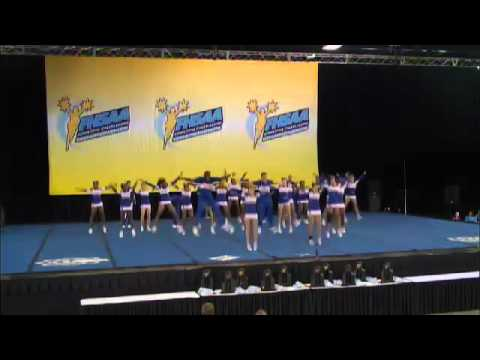 Plantation High School Large Coed Team Preliminary Performance