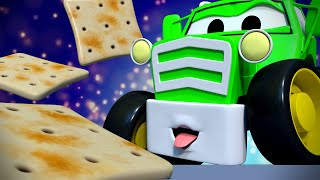 Kids Car cartoon - Babies Lost in The Woods! - Car City ! Cars and Trucks Cartoon for kids