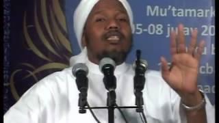 Muxaadaro Cusub - Geediga loogu jiro daarta Aakhiro ~ Sheikh Cabdirashiid Sheikh Cali Suufi