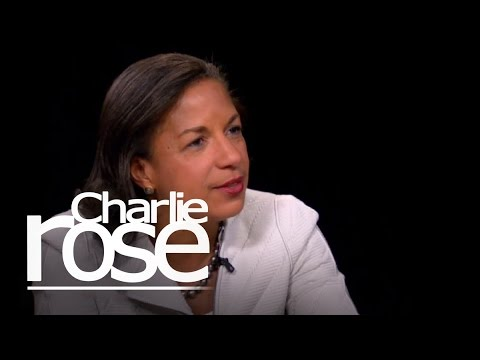 Susan Rice on Trusting Putin: