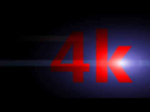 4K Hacked GH2 anamorphic rendering proof of concept tutorial