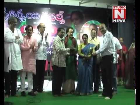 telugu ghazals- jyothirmayi malla -studioNnews hyd