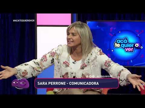 Invitada: Sara Perrone (parte uno)